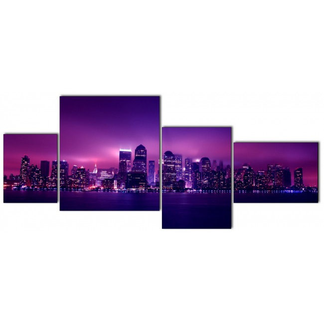 Ночной New York