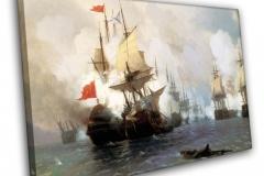 Бой в хиосском заливе
