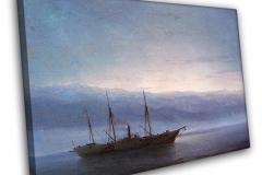 Перед боем.Корабль Константинополь