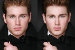 Пример фотографий после обработки в Adobe Photoshop